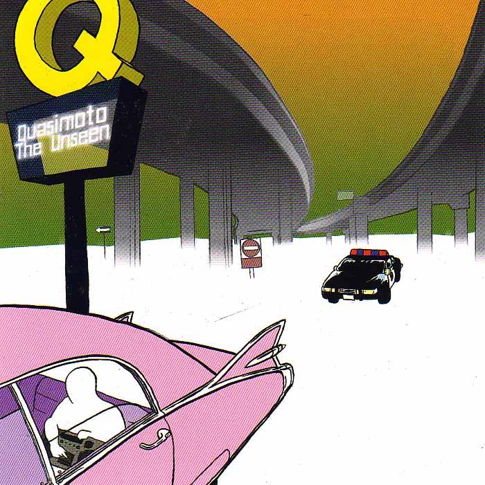 Quasimoto was featured on