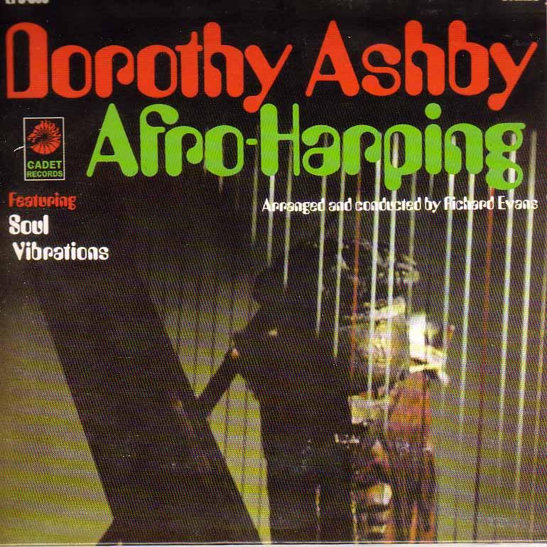 Dorothy Ashby Afro Harping Honest Jon S Records