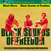 Black Uhuru Black Sounds Of Freedom