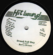 Barry Brown Dread Full Day