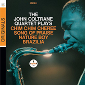 John Coltrane The John Coltrane Quartet Plays
