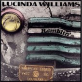 Lucinda Williams Ramblin' On My Mind