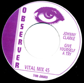 Johnny Clarke Give Yourself A Try