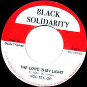 Rod Taylor The Lord Is My Light