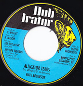 Dave Robinson Alligator Tears