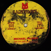 Michael Palmer One Day Bad Boy