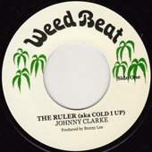 Johnny Clarke The Ruler (aka Cold I Up)