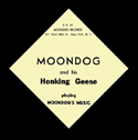 Moondog Playing Moondog Music