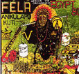 Fela Kuti Original Suffer Head / I.T.T.