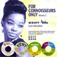 For Connoisseurs Only Kent / Modern Soul Collectables - Volume 2