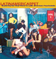 Latinamericarpet Exploring The Vinyl Warp Of Latin American Psychedelia Vol 1