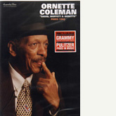 Ornette Coleman David, Moffett and Ornette � Paris 1966