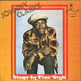 Johnny Clarke Sings In Fine Style