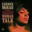 Carmen McRae Woman Talk