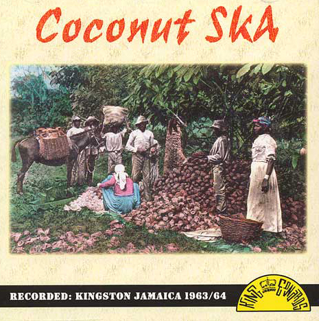 The Skatalites Coconut Ska