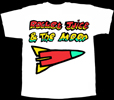 Rocket Juice & The Moon T-shirt 2