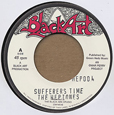 The Heptones Sufferers' Time