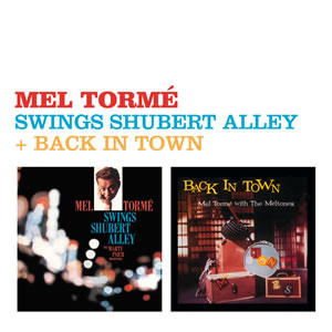 Mel Torme Swings Shubert Alley, Back In Town