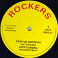 Jacob Miller Keep On Knocking (Rockers)