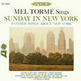 Mel Torme Sunday In New York