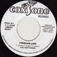 The Heptones Freedom Line