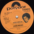 James Brown King Heroin